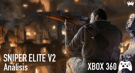 'Sniper Elite V2' para Xbox 360: análisis