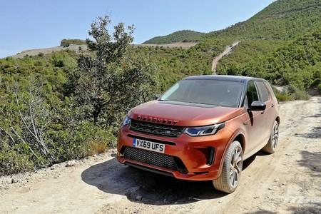 Land Rover Discovery Sport 2019 Prueba 015