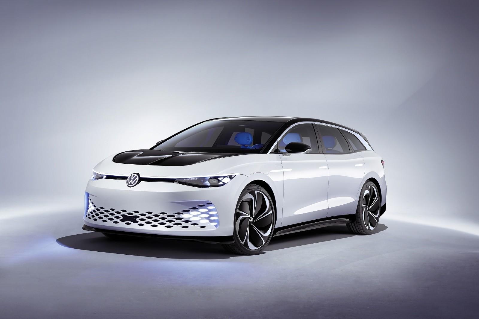 Foto de Volkswagen ID. Space Vizzion Concept (1/32)