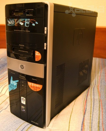 HP Elite PC m9185