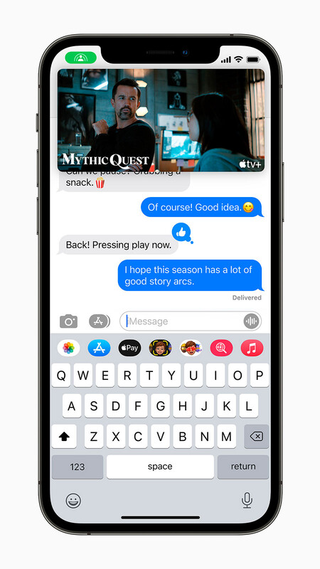 Apple Iphone12pro Ios15 Tv Expanse Messages 060721