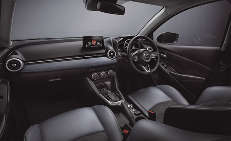 Mazda 2 2020 Interior 5