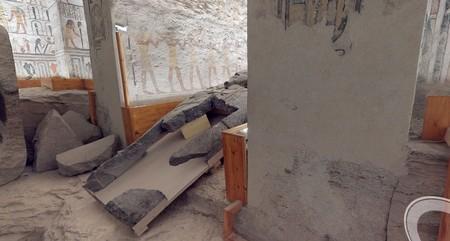 Window Y Pharaoh Ramesses Vi Tomb