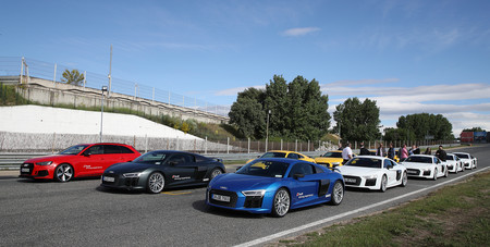 Audi Sportscar Driving Experience 2018