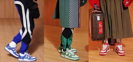 Louis Vuitton Presenta Su Coleccion De Primavera 2022 Amen Break Debutando Una Nueva Colaboracion Con Nike