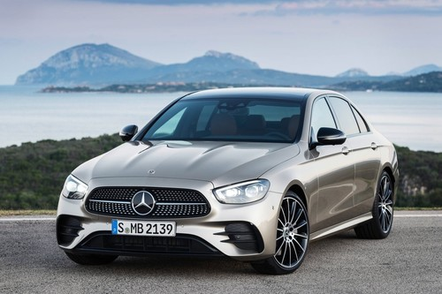 Mercedes-Benz Clase E 2021: un facelift cargado de versiones híbridas enchufables y más equipo de serie