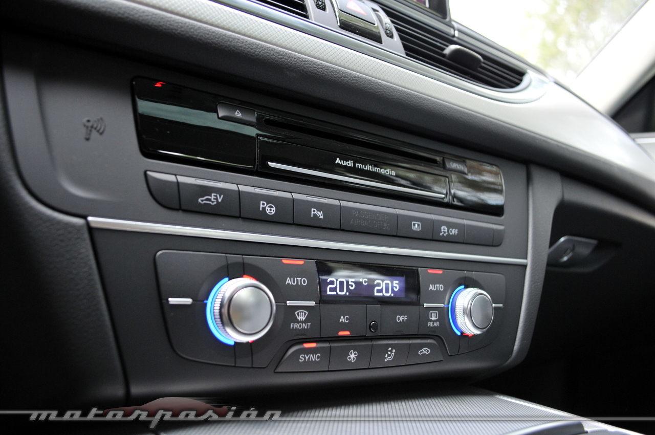 Foto de Audi A6 hybrid (prueba) (98/120)