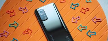 El smartphone Xiaomi Mi 10T 5G con pantalla a 144 Hz y procesador Snapdragon 865 por 299,90 euros en Amazon es un chollo