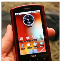 Acer Liquid en vídeo y nueva galería de imágenes
