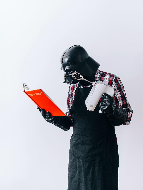 Daily Life Of Darth Vader 3
