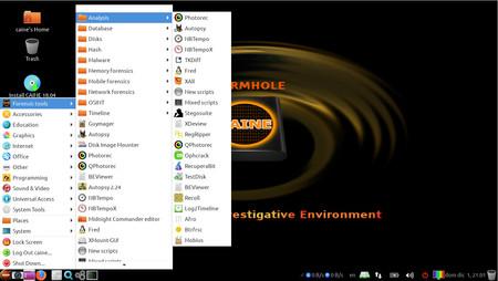 Caine Distro Linux