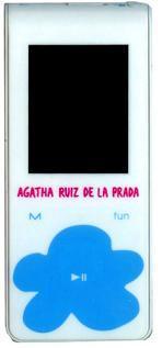 El reproductor de Ágatha Ruiz