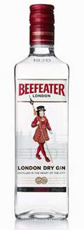 Beefeater mujer para celebrar el 8 de marzo