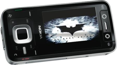 The Dark Knight y Speed Racer para N-Gage