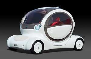 Pivo de Nissan: fin de los problemas de aparcamiento