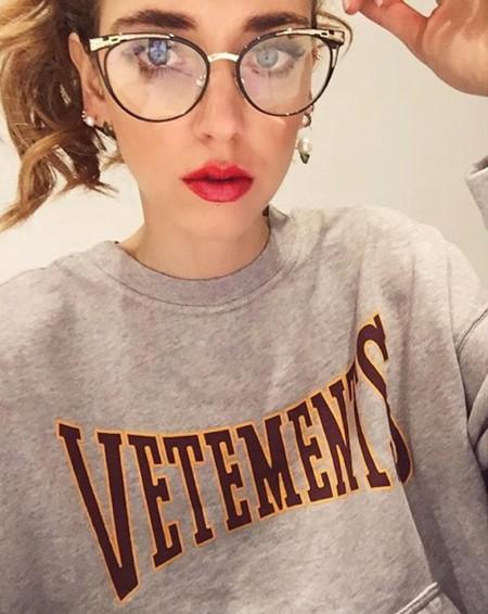 Chiara Ferragni Vetements