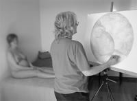 Embarazadas desnudas en el arte ¿dónde están?