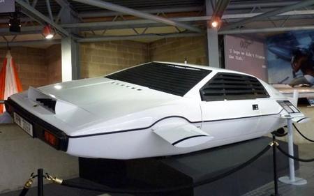 El legendario auto submarino de James Bond