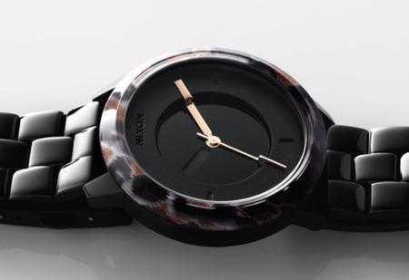 Nixon lanza su colección de relojes The Leopard: welcome to the jungle