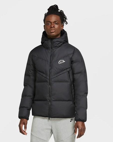 Chaqueta - Hombre Nike Sportswear Down-Fill Windrunner