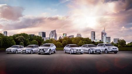 Los híbridos suponen ya el 20% de las matriculaciones de Toyota