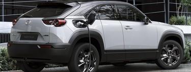 El Mazda MX-30 irá con batería pequeña; una más grande contaminaría tanto como autos diesel