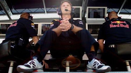 Christian Horner teme que el Red Bull pueda tener problemas en Spa y Monza