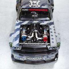 El Ford Mustang Hoonicorn V8 De Ken Block Ahora Tiene Dos