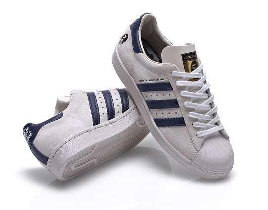 Zapatillas Adidas x BAPE
