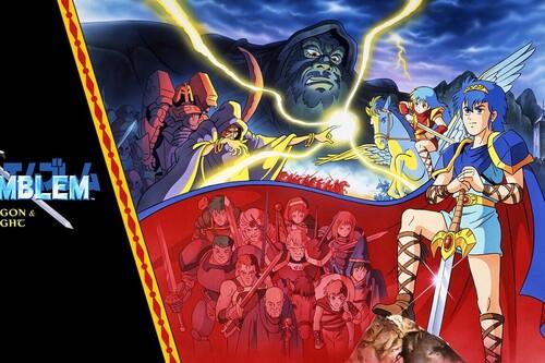 Análisis de Fire Emblem Shadow Dragon & Blade of Light, el inicio de una leyenda