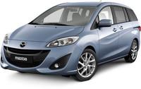 Primeras imágenes del nuevo Mazda5
