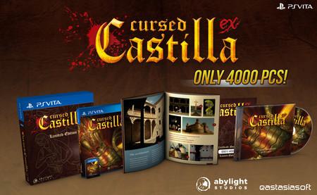 Maldita Castilla llega a PS Vita en noviembre. ¡Y con edición limitada en físico!