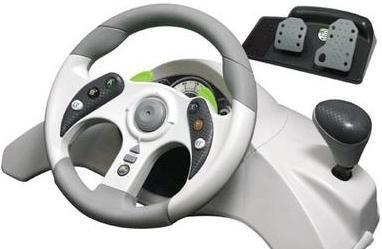 Volante para la Xbox 360