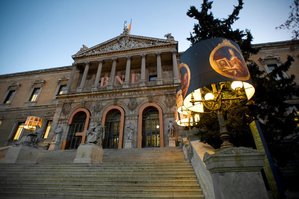 La Biblioteca Nacional de España quiere conservar los videojuegos como Bien de Interés Cultural