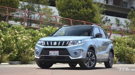 Suzuki Vitara 1.6, a prueba: ¿queda encanto si no hay motor turbo?