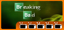 Cinco estrellas para Breaking Bad