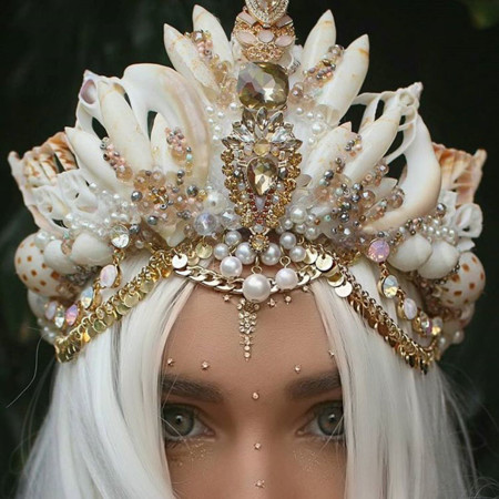 Mermaid Crowns Chelsea Shiels 27