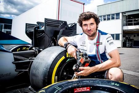 Guy Martin se pasa a la Fórmula 1: en Spa Francorchamps trabajará como mecánico de Williams
