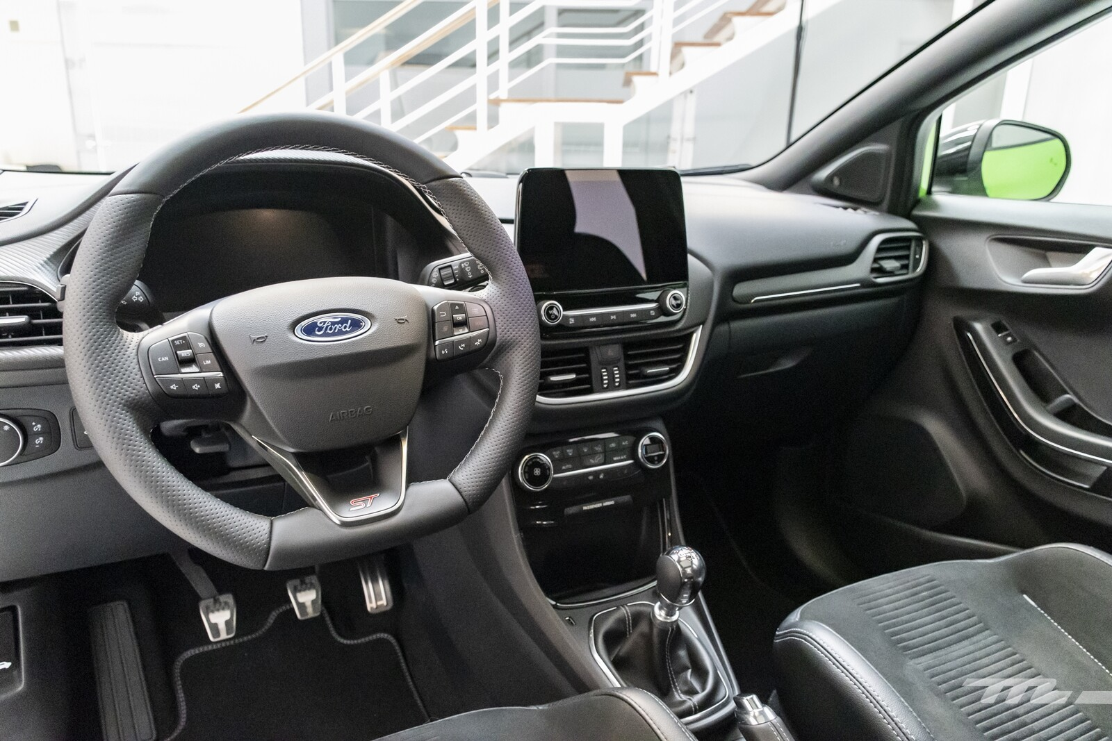 Foto de Ford Puma ST 2020 (14/19)