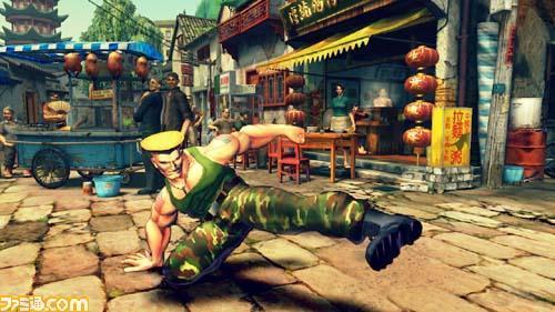 Street Fighter IV - Famitsu 08012008