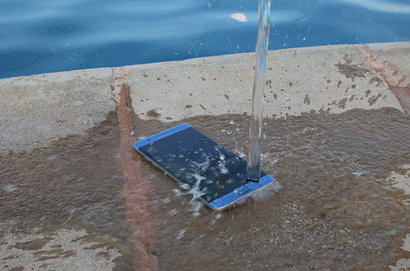 Samsung Galaxy Note 7 Resistencia Agua