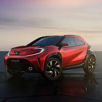 Nuevo Toyota Aygo X prologue: el hermano pequeño del CH-R con aspiraciones camperas... y hasta cámaras para grabar las aventuras