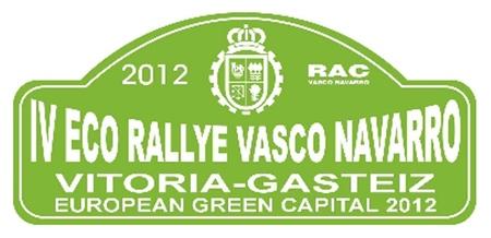 Resultados de la cuarta edición del Eco Rally Vasco Navarro