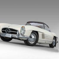Este Mercedes-Benz 300 SL Roadster ha batido su récord de precio en subasta: ¡3,1 millones de euros!