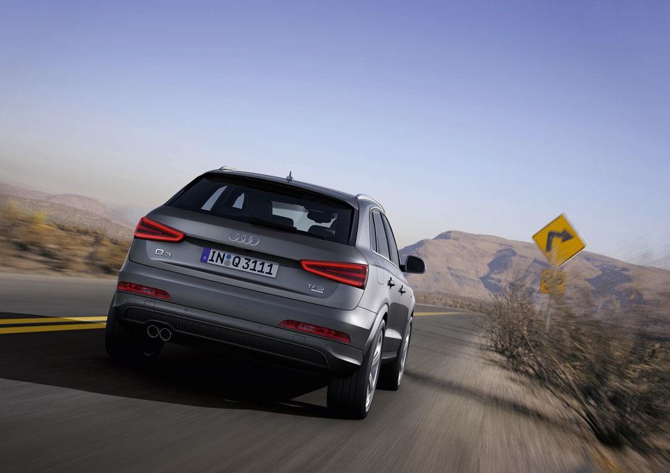 Foto de Audi Q3 oficial (16/31)