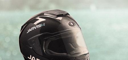 Jarvish X-AR: el primer casco de moto con Alexa, cámaras 360º y HUD para evitar distracciones
