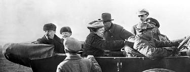 """Cuando Lenin se topó con """"El Monederos"""": el día que casi le secuestran y roban el Rolls-Royce"""