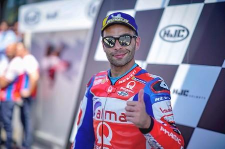 Ducati anuncia a Danilo Petrucci como compañero de Andrea Dovizioso para MotoGP 2019