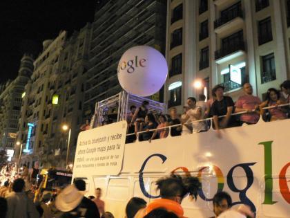 Imagen de la semana: Google en la Europride