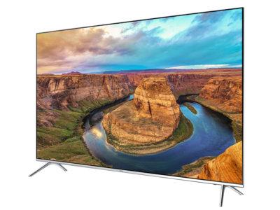 Así es la nueva gama de smart TV 4K SUHD de Samsung para 2016